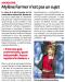 Mylène Farmer Presse 20 Minutes 03 décembre 2012