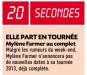 Mylène Farmer Presse 20 Minutes 08 octobre 2012