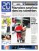 Mylène Farmer Presse 20 Minutes Suisse 27 novembre 2012
