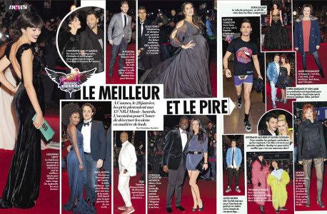 Mylène Farmer Presse Closer 04 février 2012