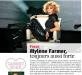 Mylène Farmer Presse Femme Actuelle 22 octobre 2012