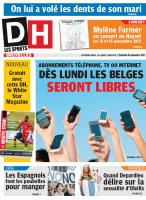 Mylène Farmer Presse La Dernière Heure 28 septembre 2012