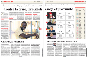Mylène Farmer Presse Le JDD 01 janvier 2012