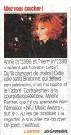 Mylène Farmer Presse Télé Poche 13 février 2012
