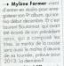 Mylène Farmer Presse Voici 23 juin 2012