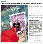 Mylène Farmer Presse 20 Minutes Montpellier 19 septembre 2013