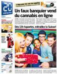 Mylène Farmer Presse 20 Minutes Suisse 13 septembre 2013