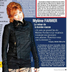 Mylène Farmer Presse Ici Paris 07 août 2013
