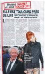 Mylène Farmer Presse France Dimanche 22 mars 2013
