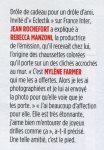 Mylène Farmer Presse Gala 20 mars 2013