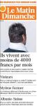 Mylène Farmer Presse Le Matin 05 octobre 2013