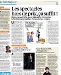Mylène Farmer Presse Le Parisien 14 septembre 2013