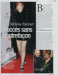 Mylène Farmer Presse Star Fan Février Mars Avril 2013