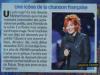 Mylène Farmer Presse Télé Loisirs 21 Janvier 2013
